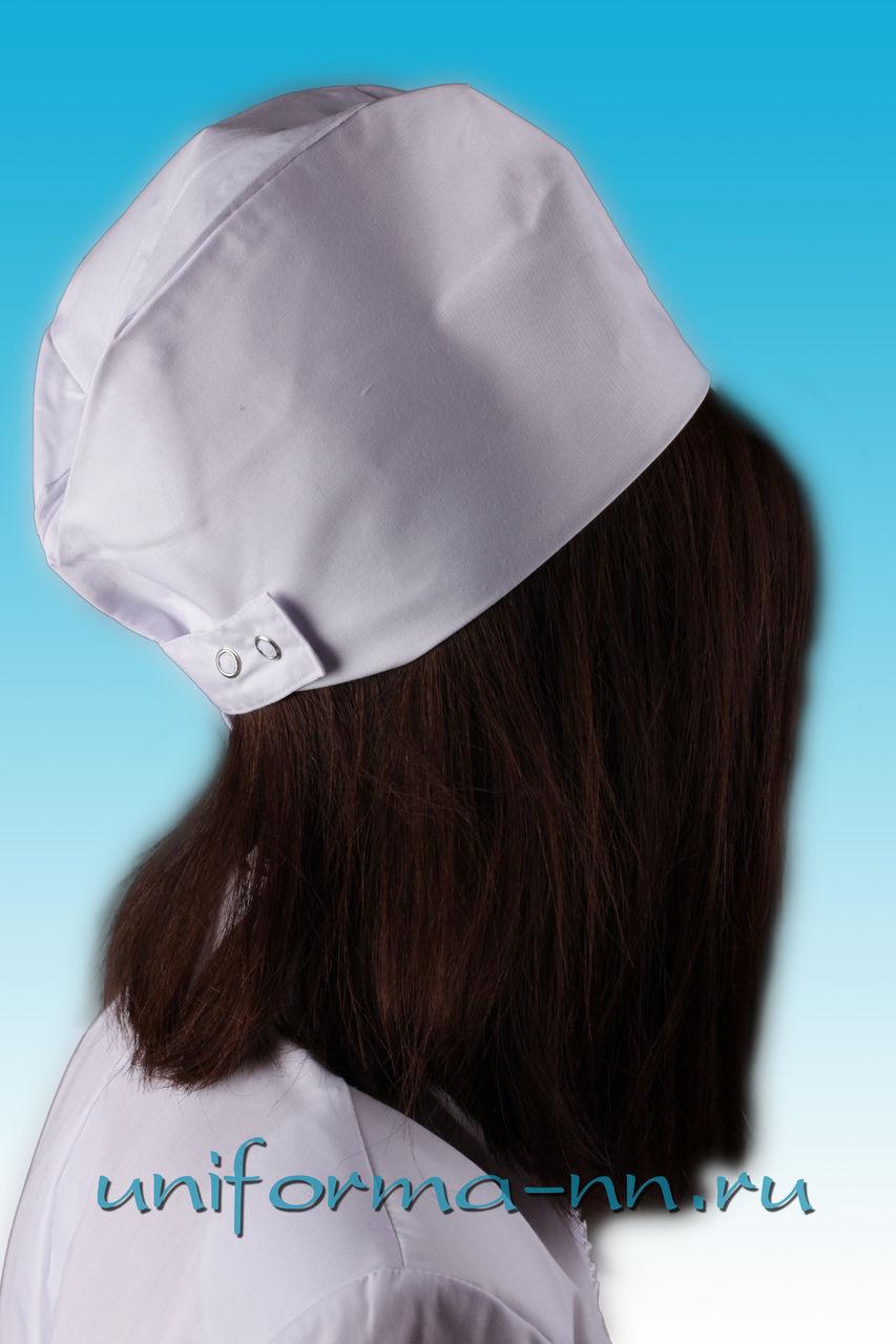 Как сшить шапочку доктор