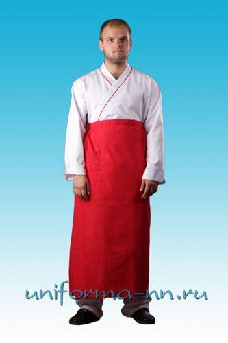 Ткань для фартуков поваров